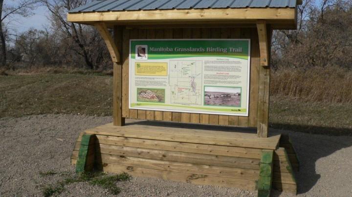 Manitoba Grasslands Birding Trail