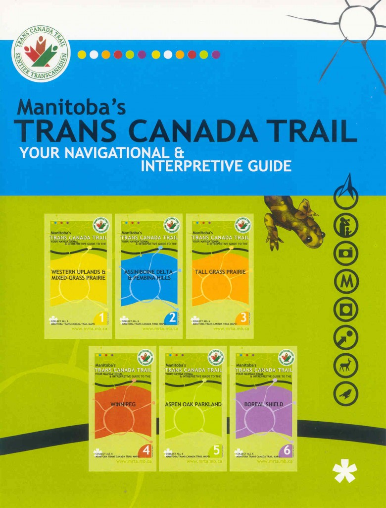 The 6 TCT Interpretive Maps for Manitoba won a Gold Award of Excellence from Interpretation Canada