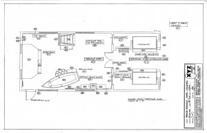 There are many components to the Concept Plan, including drawings like this floor plan.
