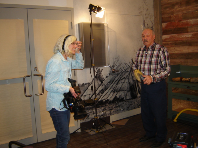 Working with freelancer Wendy Buelow on the Food on the Table oral history videos was a real pleasure. You can see all eight at the East Beaches Heritage Wing.