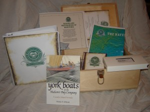 A variety of resources are provided for the teachers in the Hayes River Edu-kit.
